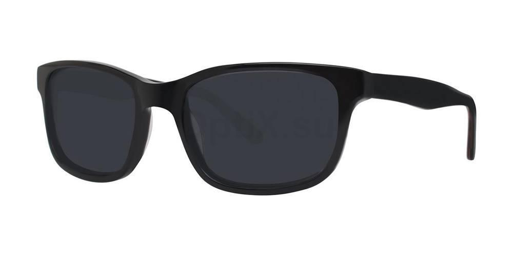 Black THE GONDORFF PLRZD Sunglasses, Original Penguin