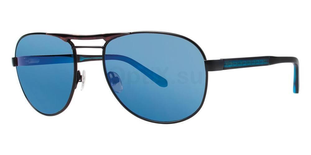 Black THE KENT Sunglasses, Original Penguin