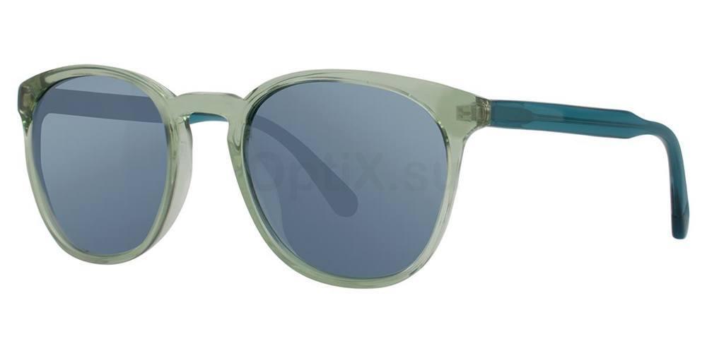 Quiet Green THE SEVENTY Sunglasses, Original Penguin