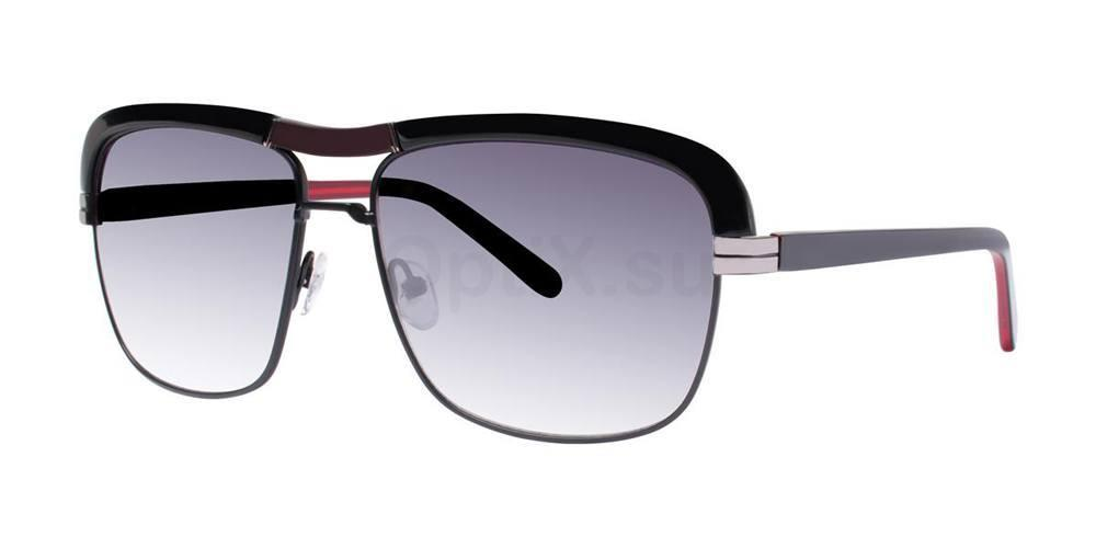 Black THE STRAND Sunglasses, Original Penguin