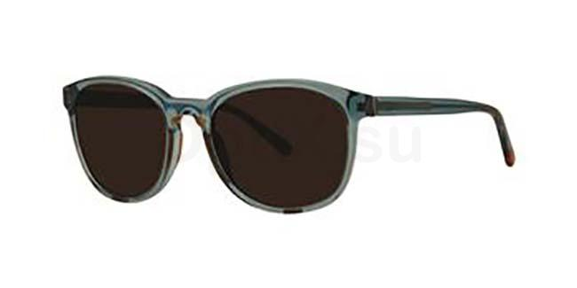 Blue Topaz THE DONNELLY Sunglasses, Original Penguin