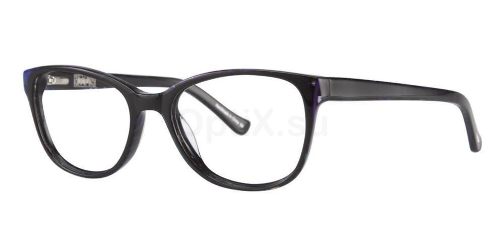 Black DUO Glasses, Kensie