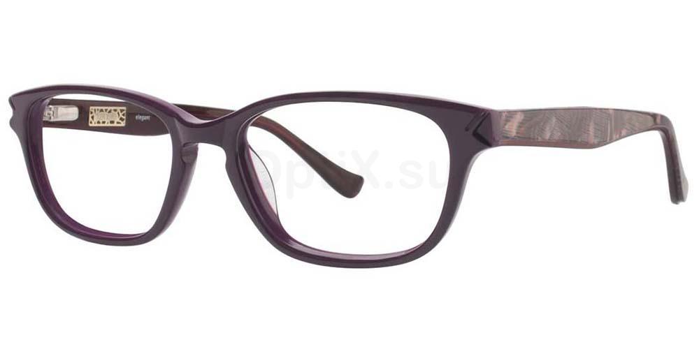 Aubergine ELEGANT Glasses, Kensie