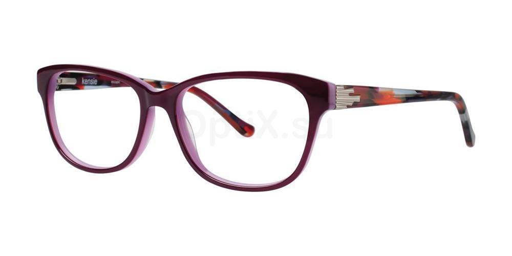 Purple ESCAPE Glasses, Kensie
