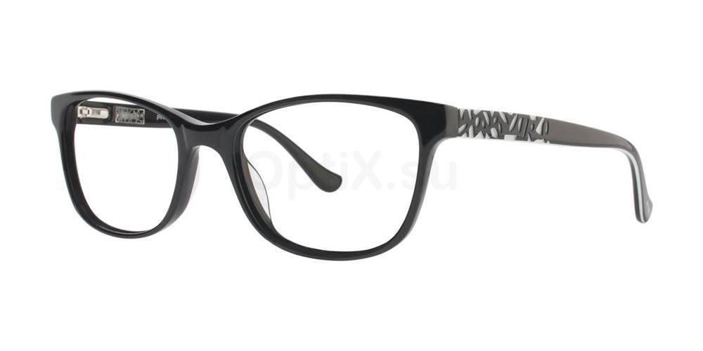 Black POSITIVITY Glasses, Kensie