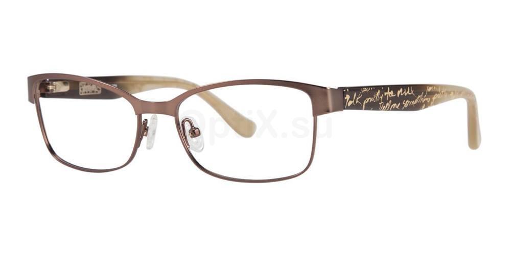 Brown QUOTE Glasses, Kensie