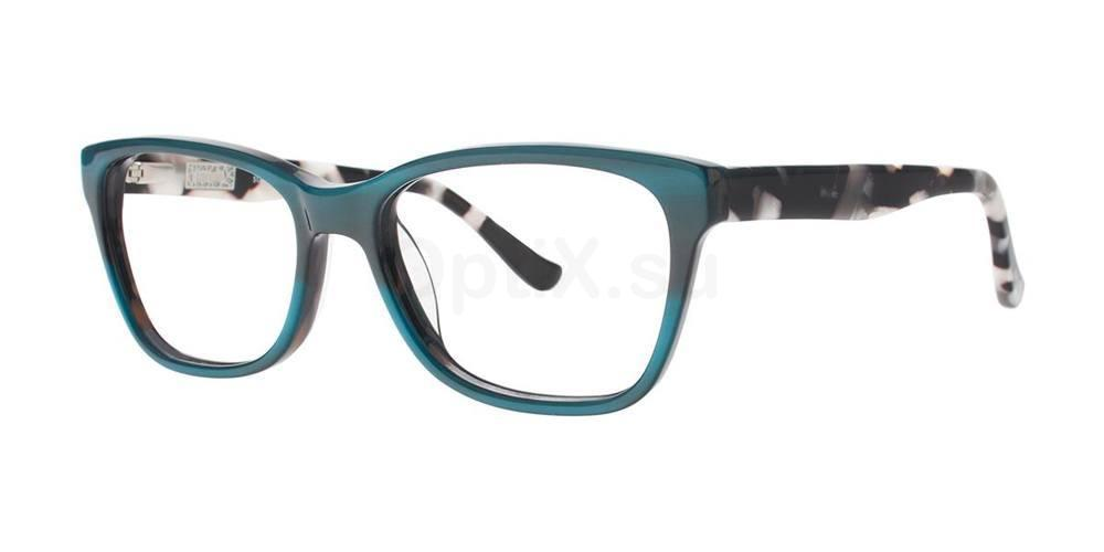 Emerald STATEMENT Glasses, Kensie