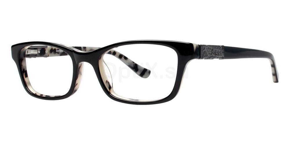 Black TIMELESS Glasses, Kensie