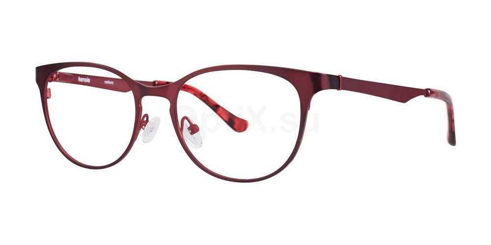Burgundy RADIANT Glasses, Kensie