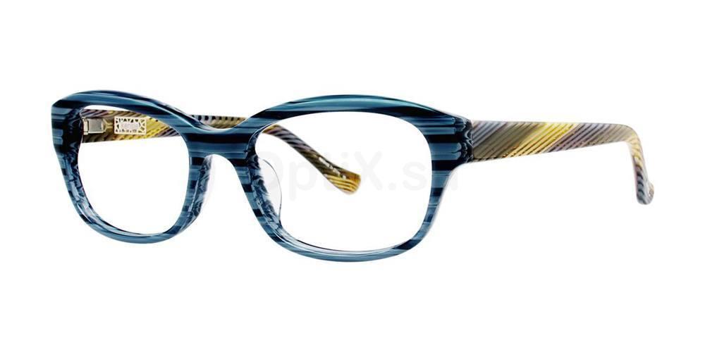 Blue HORIZON Glasses, Kensie