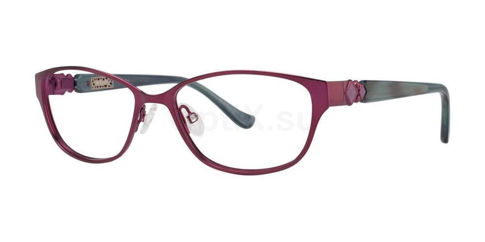 Burgundy CHIFFON Glasses, Kensie