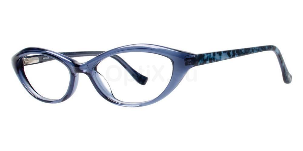Blue WINTER Glasses, Kensie