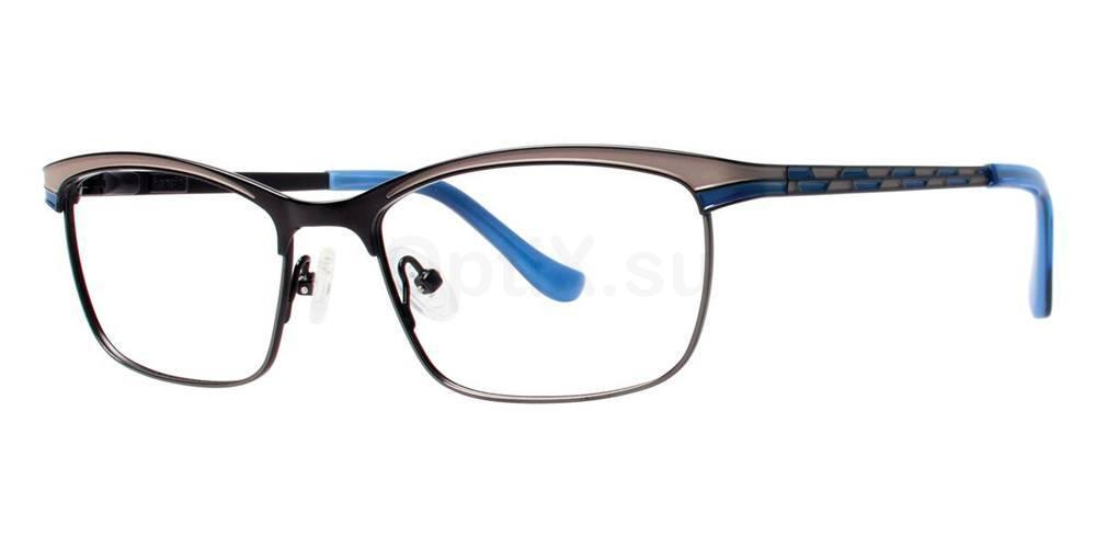 Black EDGE Glasses, Kensie