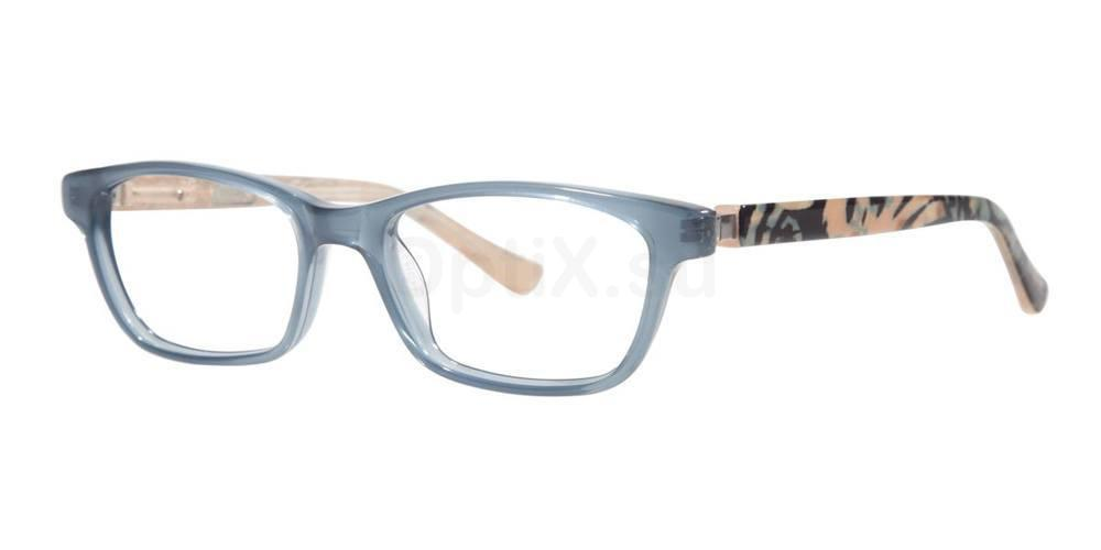 Blue SMITTEN Glasses, Kensie