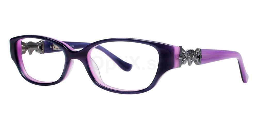 Blue SHINE Glasses, Kensie