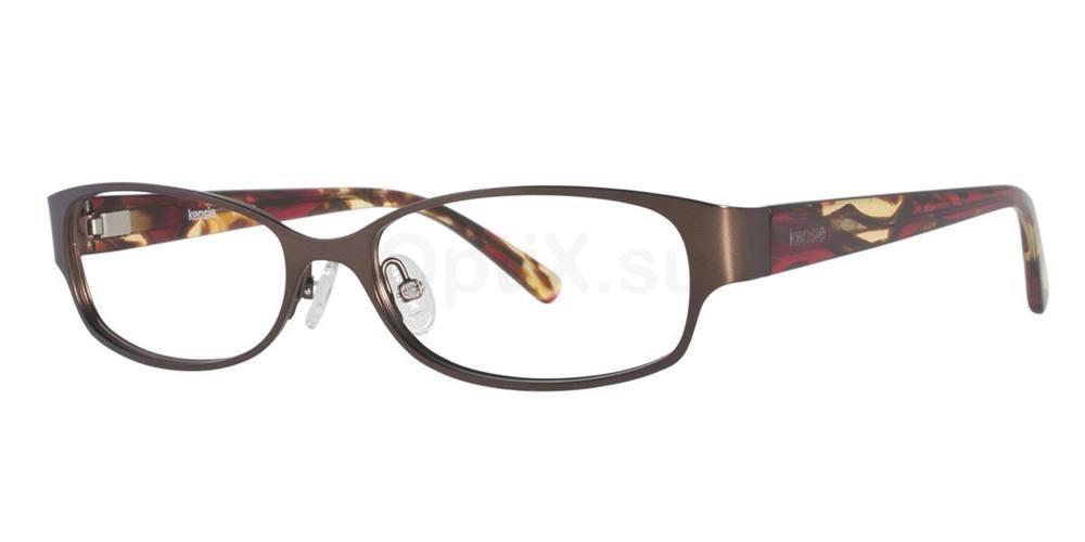 Brown GLOWING Glasses, Kensie