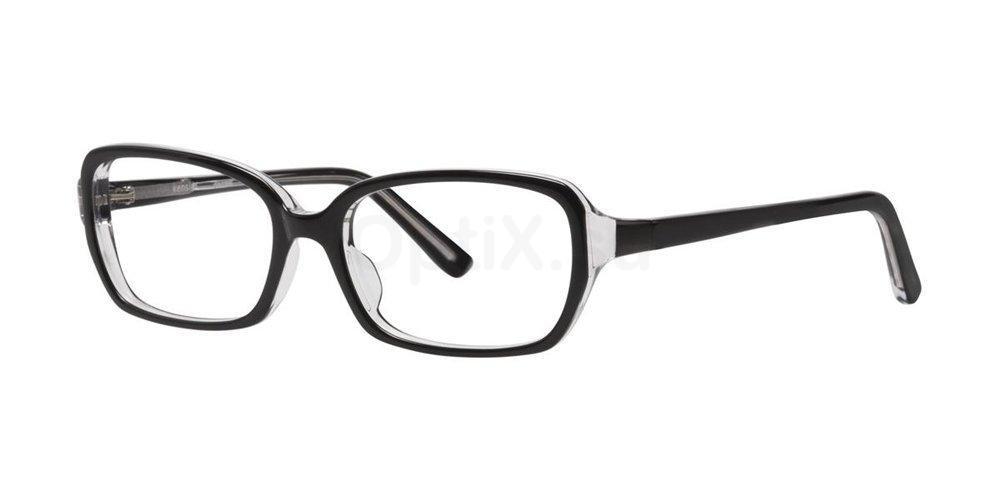 Black DISCREET Glasses, Kensie