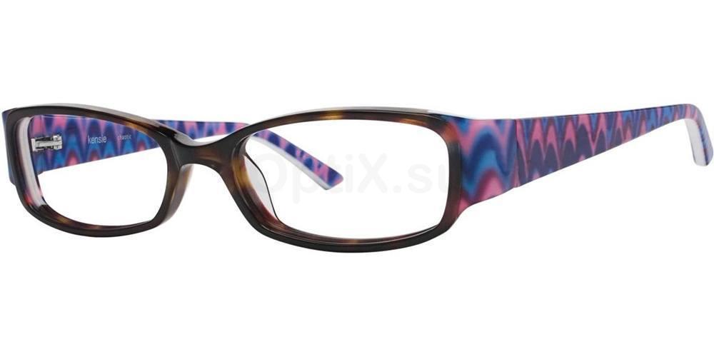 Tortoise CHAOTIC Glasses, Kensie