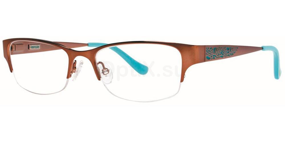 Brown MODERN Glasses, Kensie