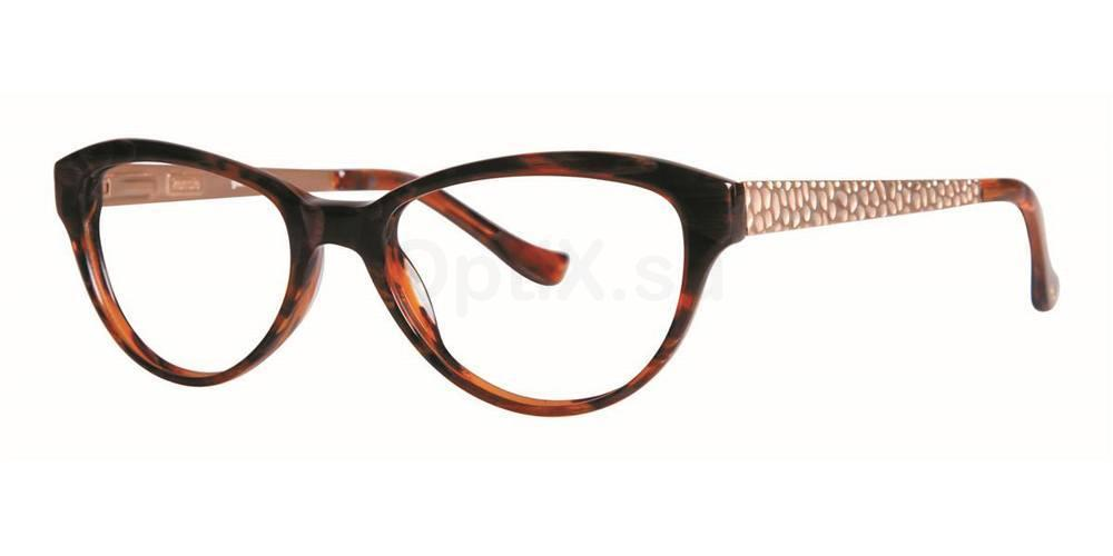 Caramel GLAM Glasses, Kensie
