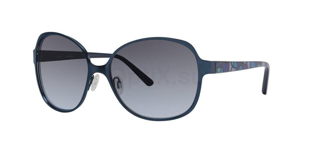 Slate CHECK ME IN Sunglasses, Kensie