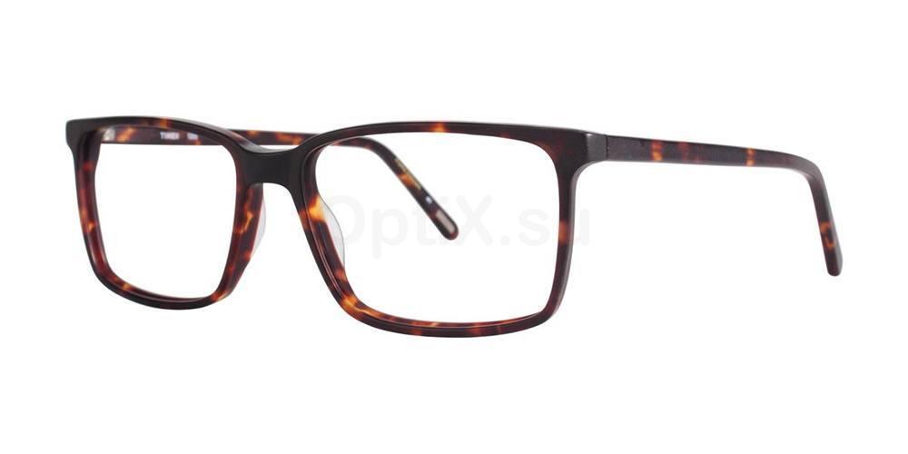 Matte Tortoise T296 Glasses, Timex