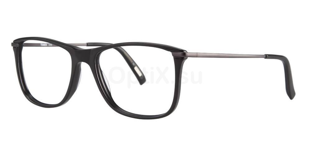 Black T295 Glasses, Timex