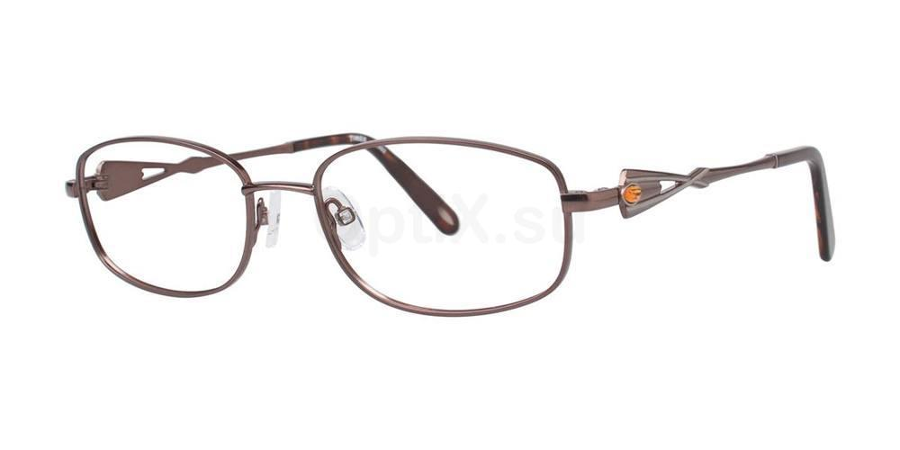 Brown T502 Glasses, Timex