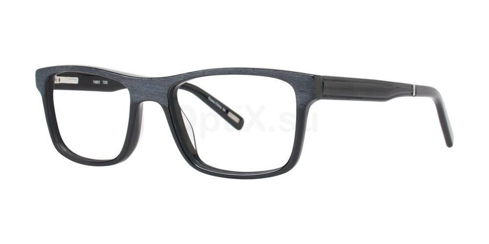 Black T292 Glasses, Timex
