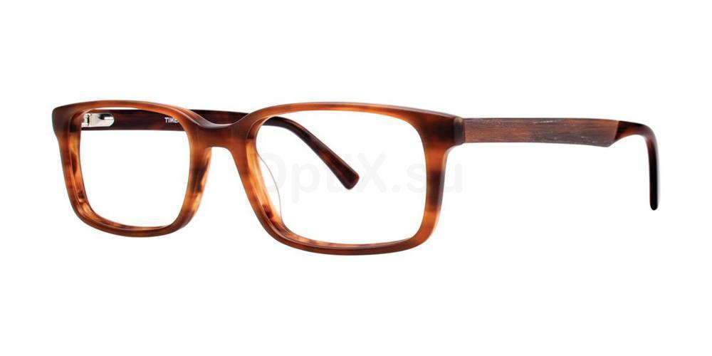 Brown T401 Glasses, Timex