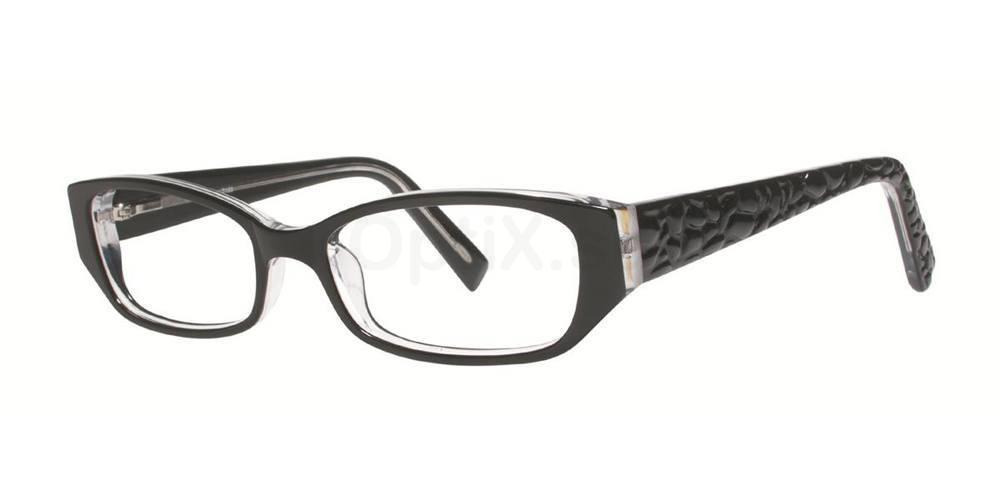 Black T188 Glasses, Timex