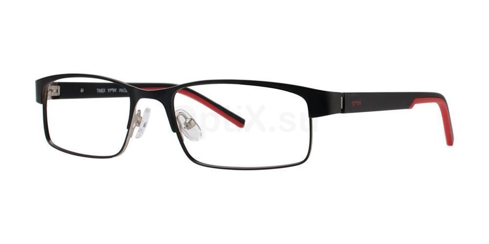 Black PACE Glasses, TMX by Timex