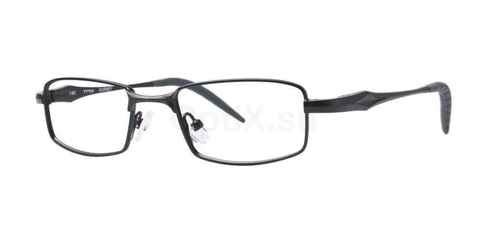 Black GURNEY Glasses, TMX by Timex