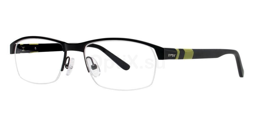 Black SLINGSHOT Glasses, TMX by Timex