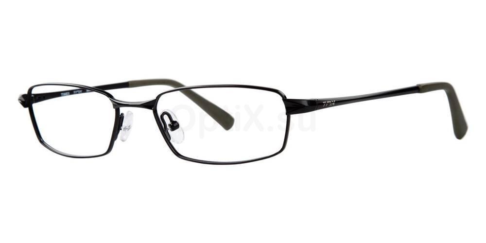 Black SKIMMER Glasses, TMX by Timex