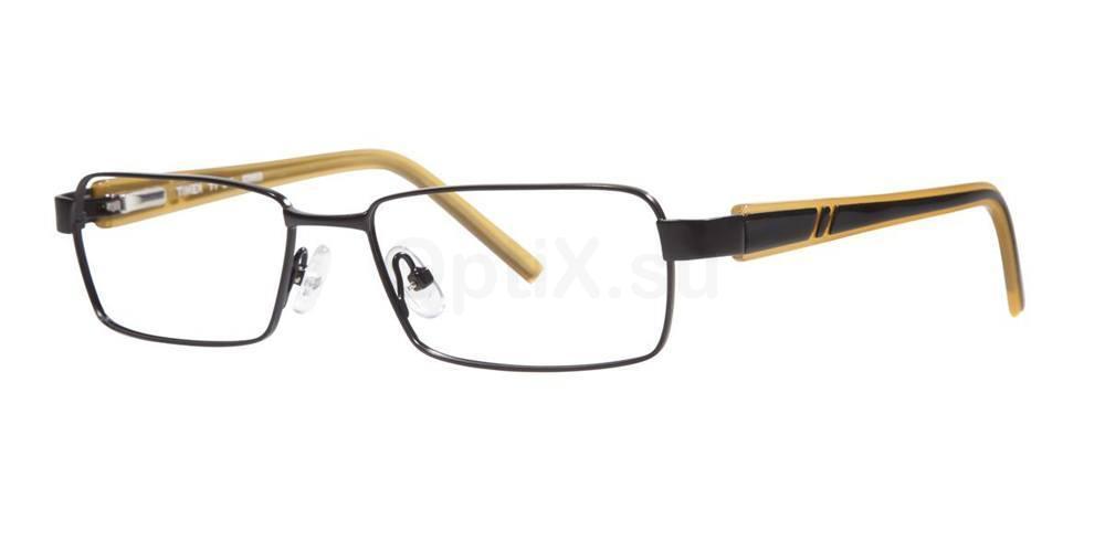 Black STUNNER Glasses, TMX by Timex