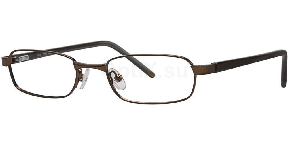 Brown LOOKOUT Glasses, TMX by Timex