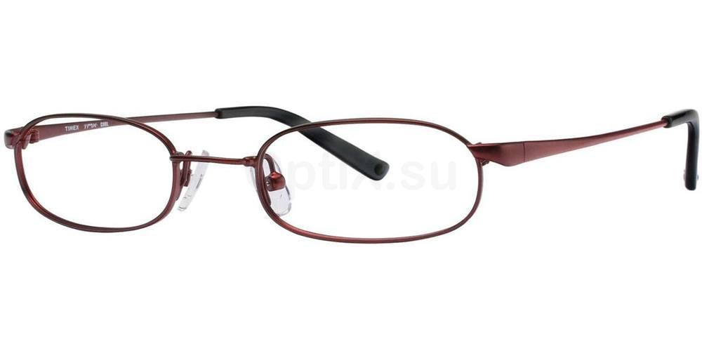 Maroon CURL Glasses, TMX by Timex