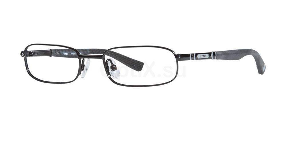 Black DEKE Glasses, TMX by Timex