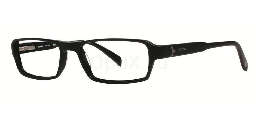 Black SWITCHBACK Glasses, TMX by Timex