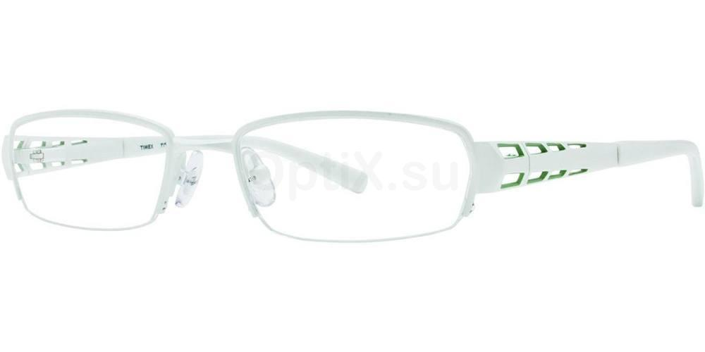 White TENDON Glasses, TMX by Timex