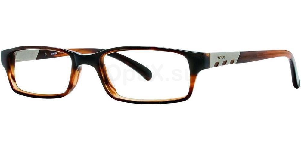 Tortoise DENSITY Glasses, TMX by Timex