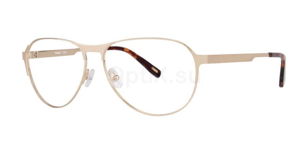 Gold L065 Glasses, Timex MAX