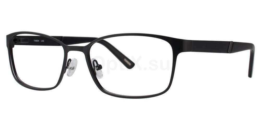Black L059 Glasses, Timex MAX