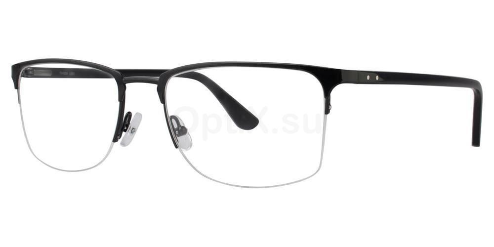 Black L061 Glasses, Timex MAX