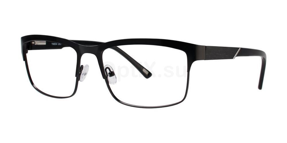 Black L057 Glasses, Timex MAX
