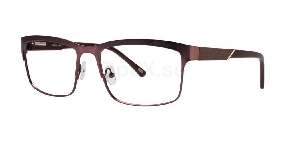Brown L057 Glasses, Timex MAX
