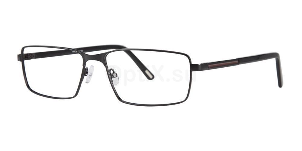 Black L055 Glasses, Timex MAX