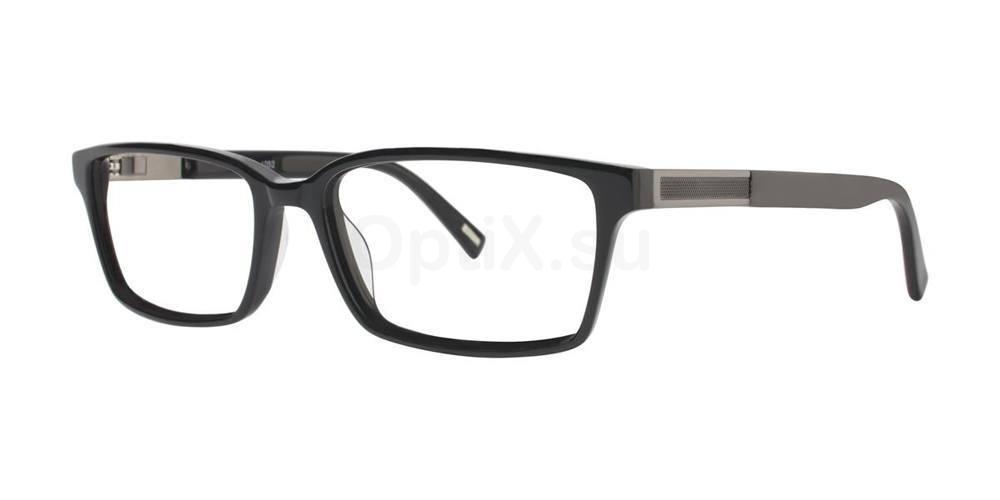 Black L052 Glasses, Timex MAX