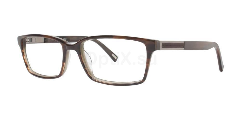 Brown L052 Glasses, Timex MAX